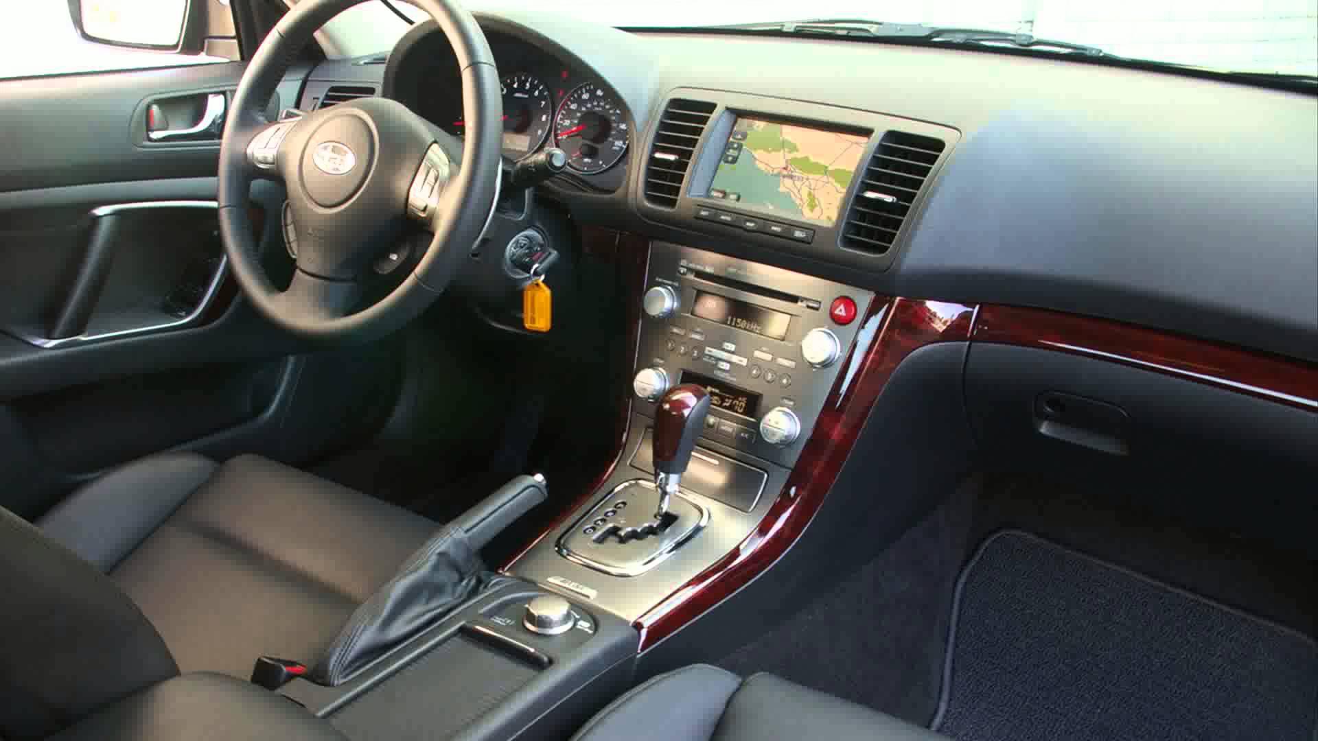 2008 Subaru Legacy  Partsopen