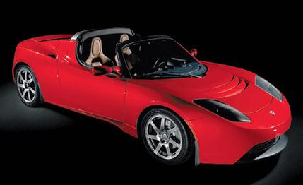 2008 TESLA MOTORS Roadster