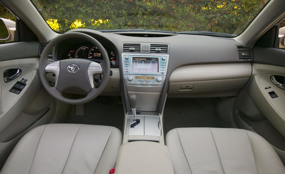 2008 Toyota Camry Partsopen
