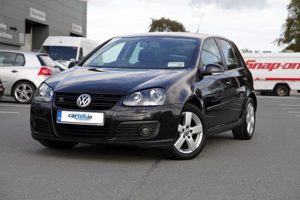 2008 Volkswagen Golf - Partsopen