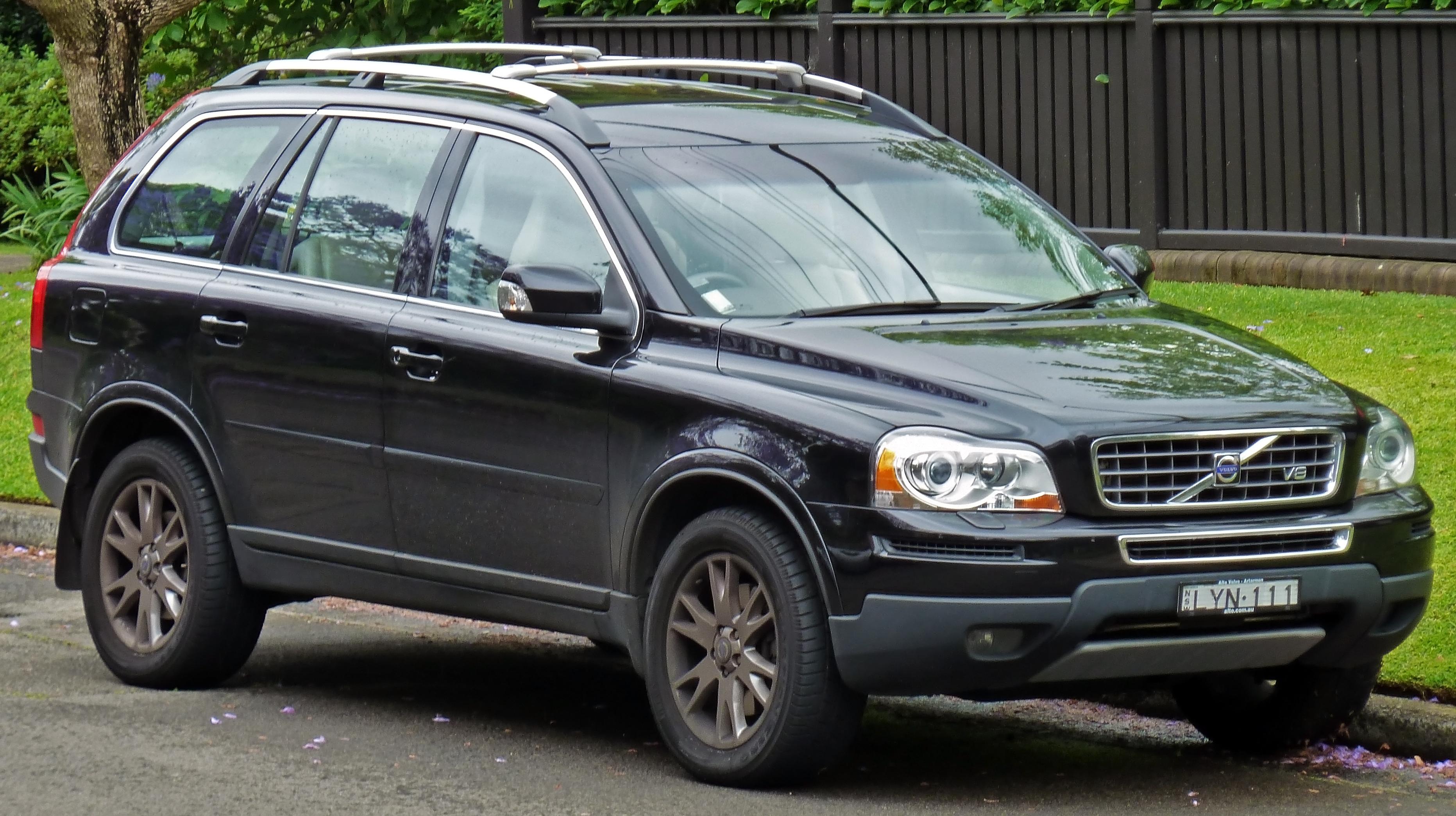2008 Volvo XC90 - Partsopen