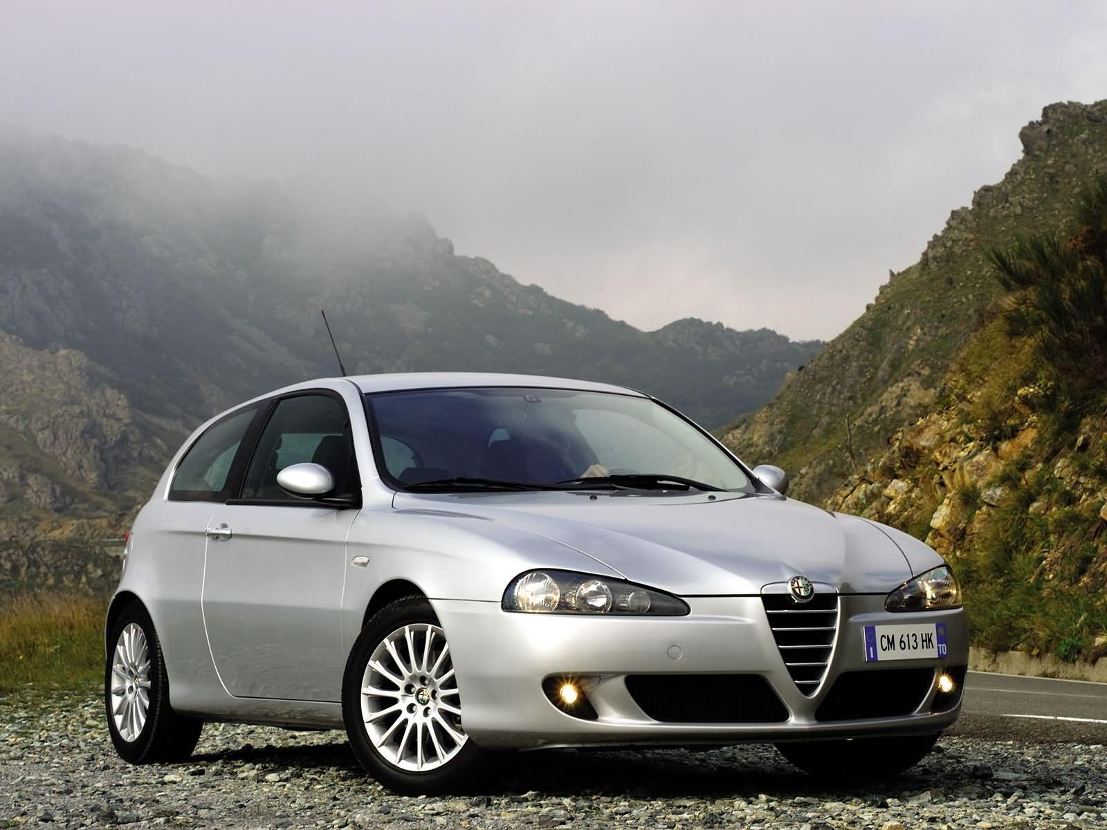 2009 Alfa Romeo 147 3 Doors