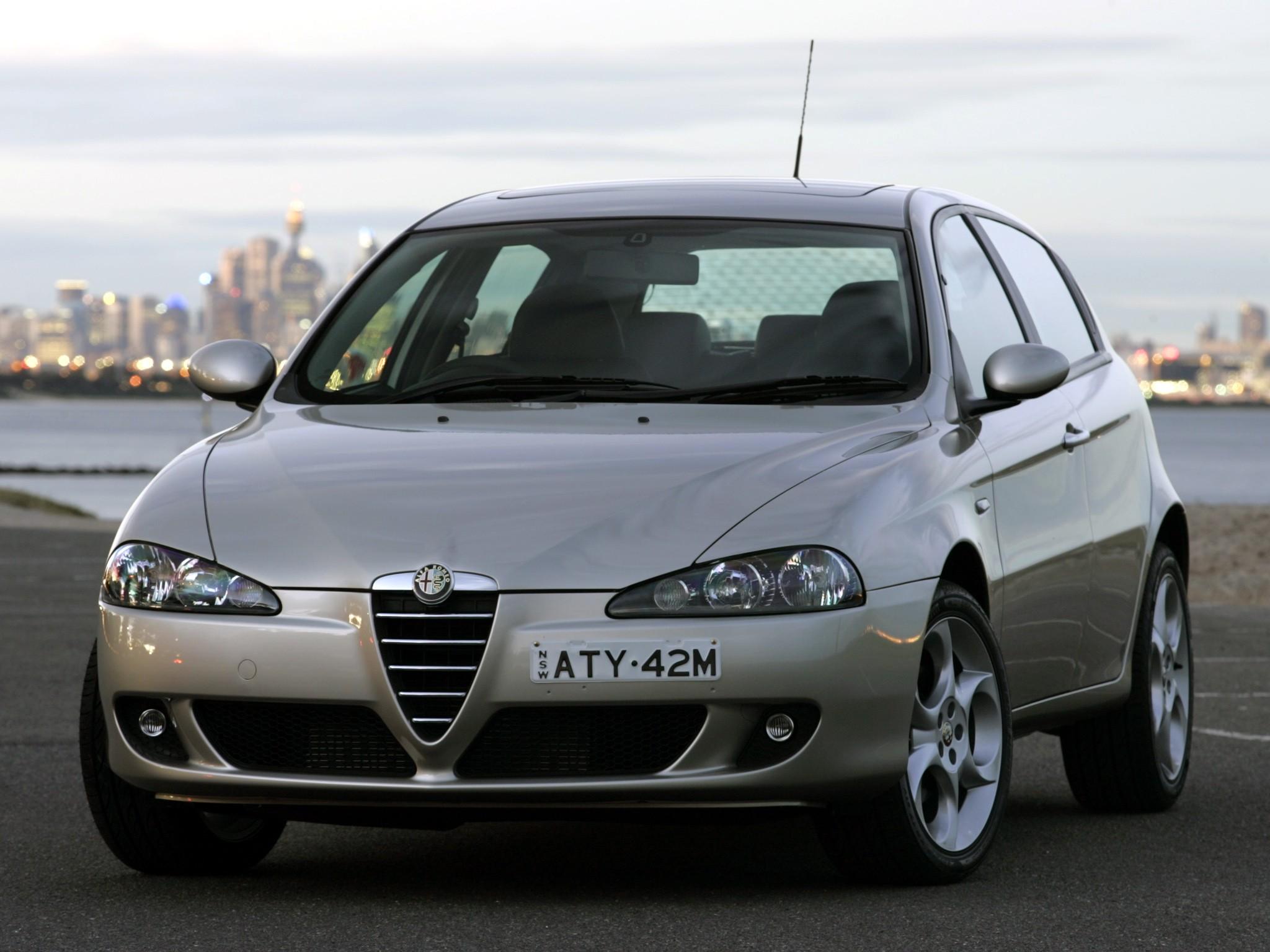 2009 Alfa Romeo 147 5 Doors
