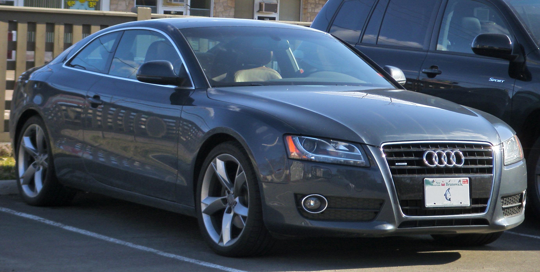 2009 Audi A5 - Partsopen