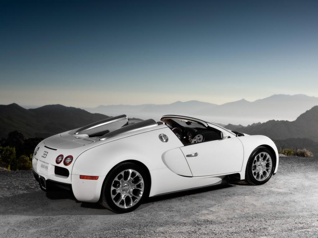 2009 Bugatti Grand Sport