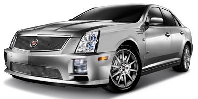 2009 Cadillac STS-V