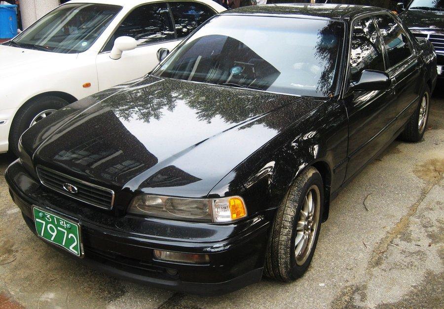 2009 Daewoo Arcadia