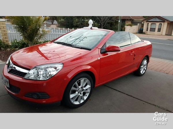 2009 HOLDEN Astra TwinTop