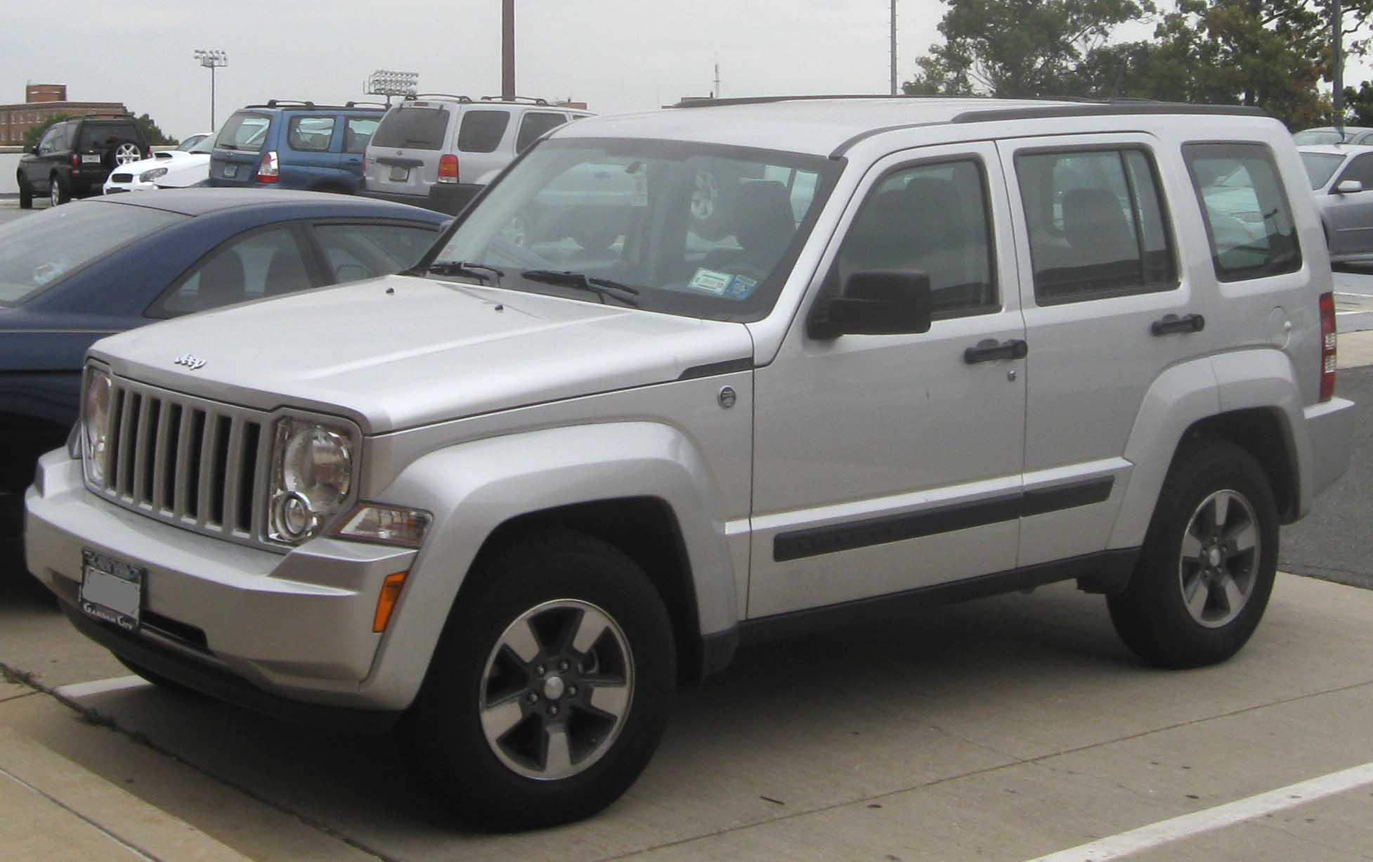 2009 Jeep Liberty  Partsopen