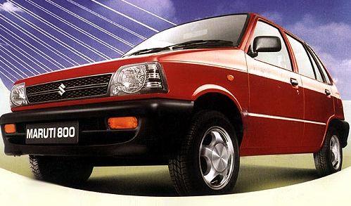 2009 Maruti 800