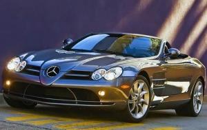 2009 Mercedes Benz Slr Mclaren Partsopen