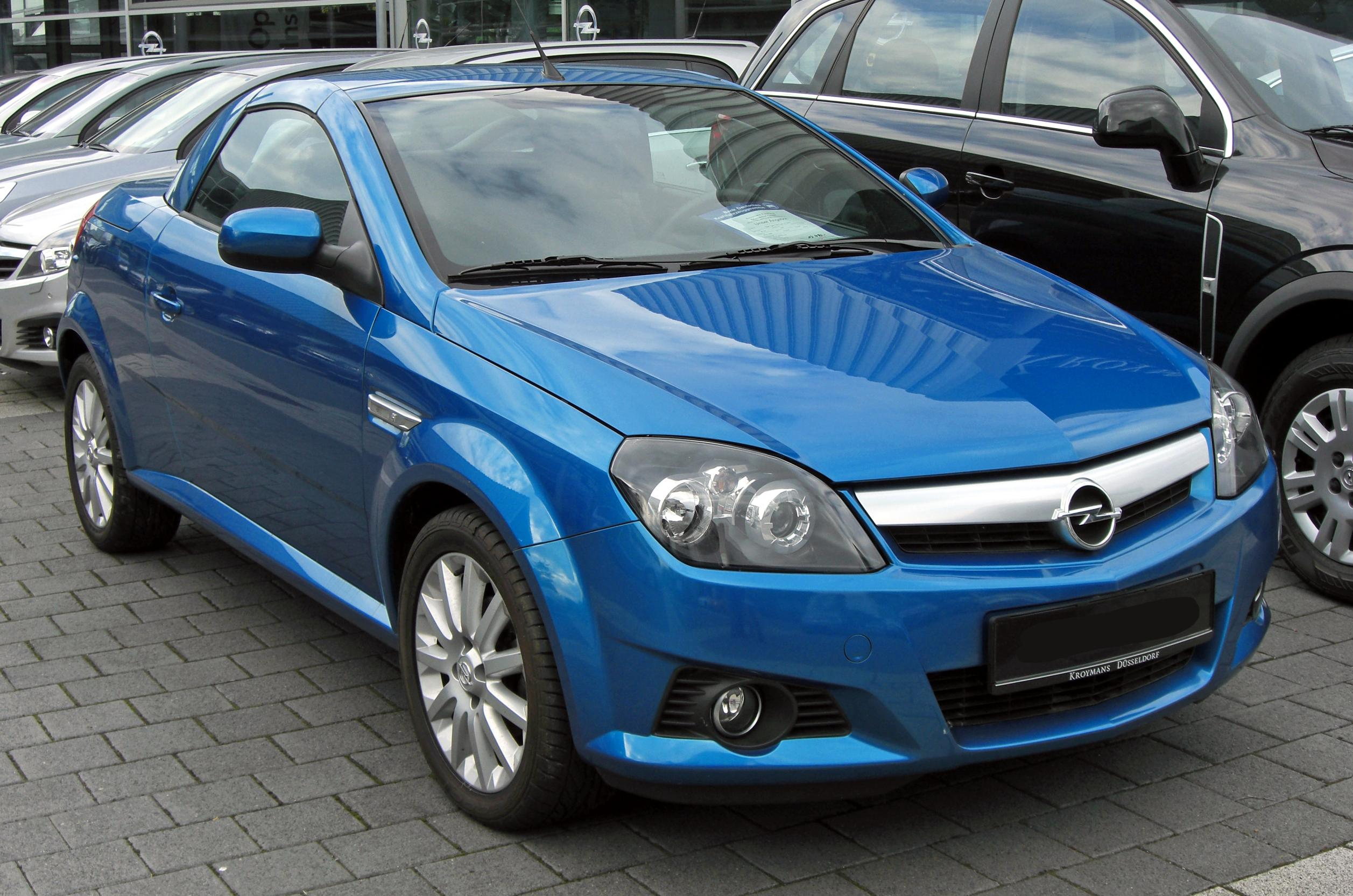 2009 opel tigra twintop partsopen. Black Bedroom Furniture Sets. Home Design Ideas