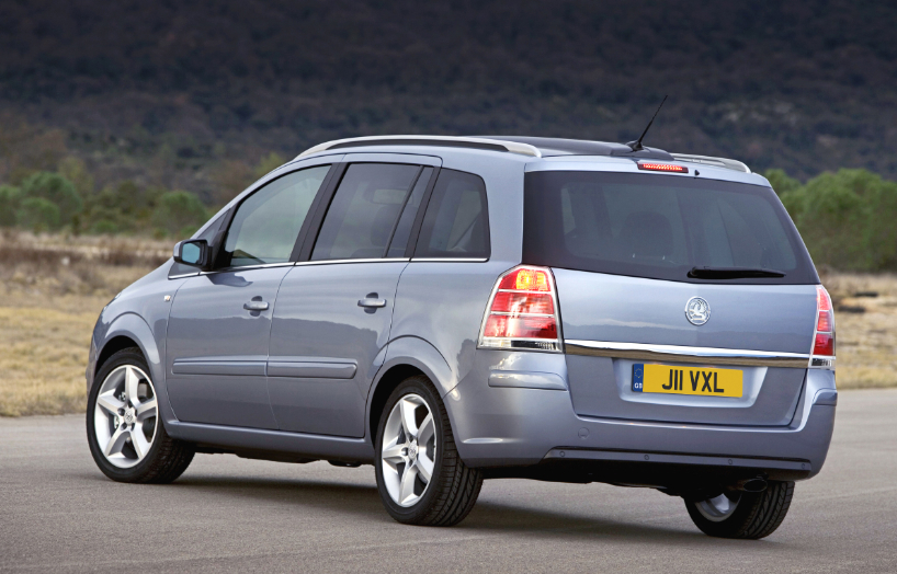 2009 Opel Zafira