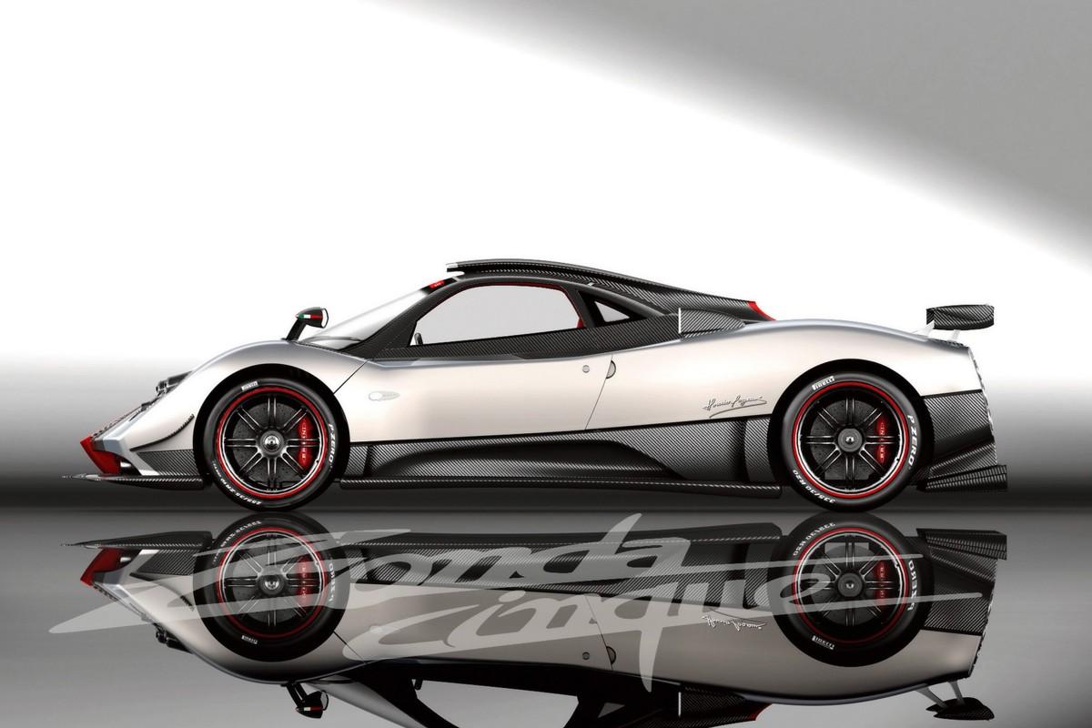 2009 PAGANI Zonda F Roadster