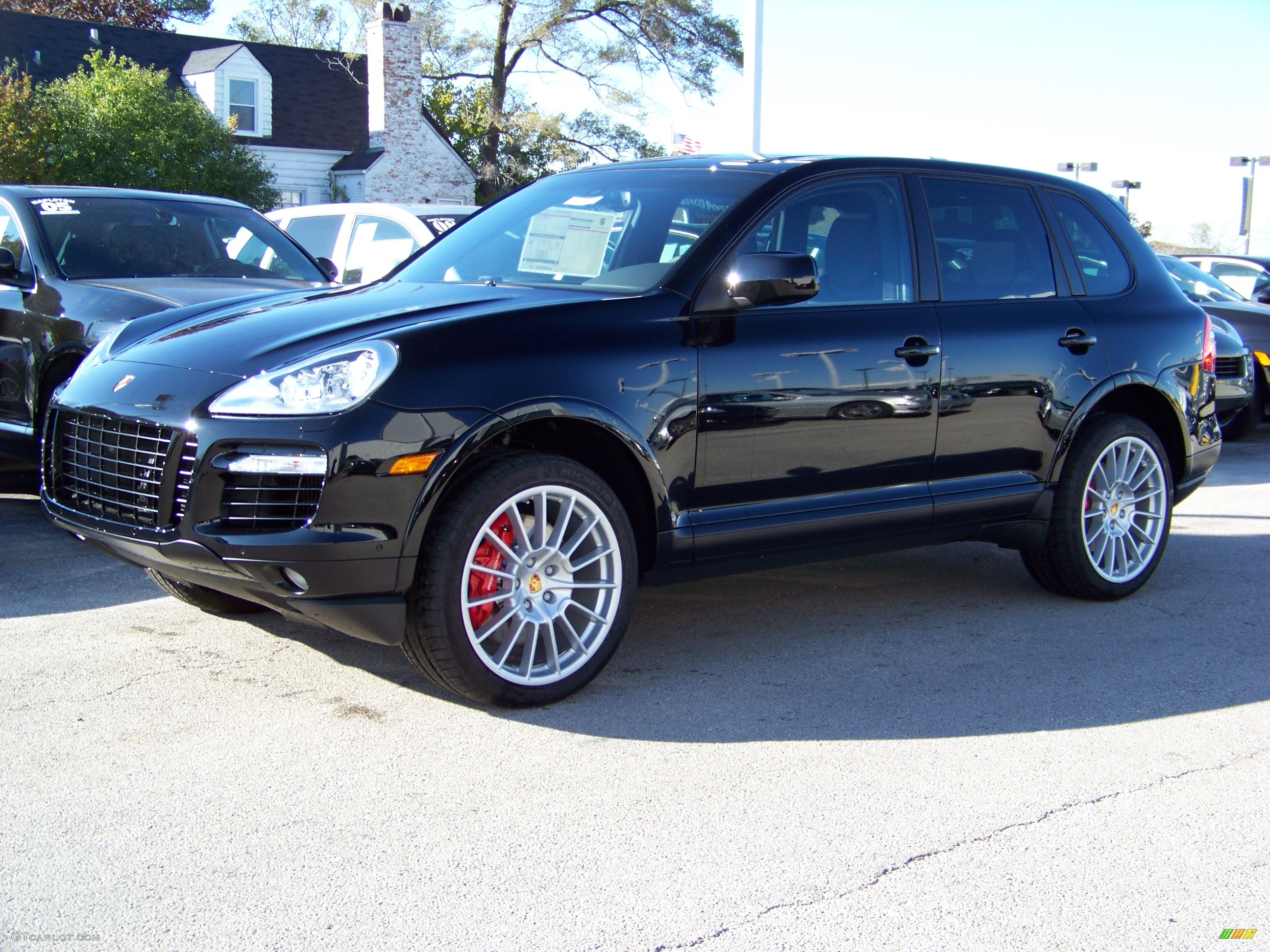 2009 porsche cayenne turbo s partsopen. Black Bedroom Furniture Sets. Home Design Ideas