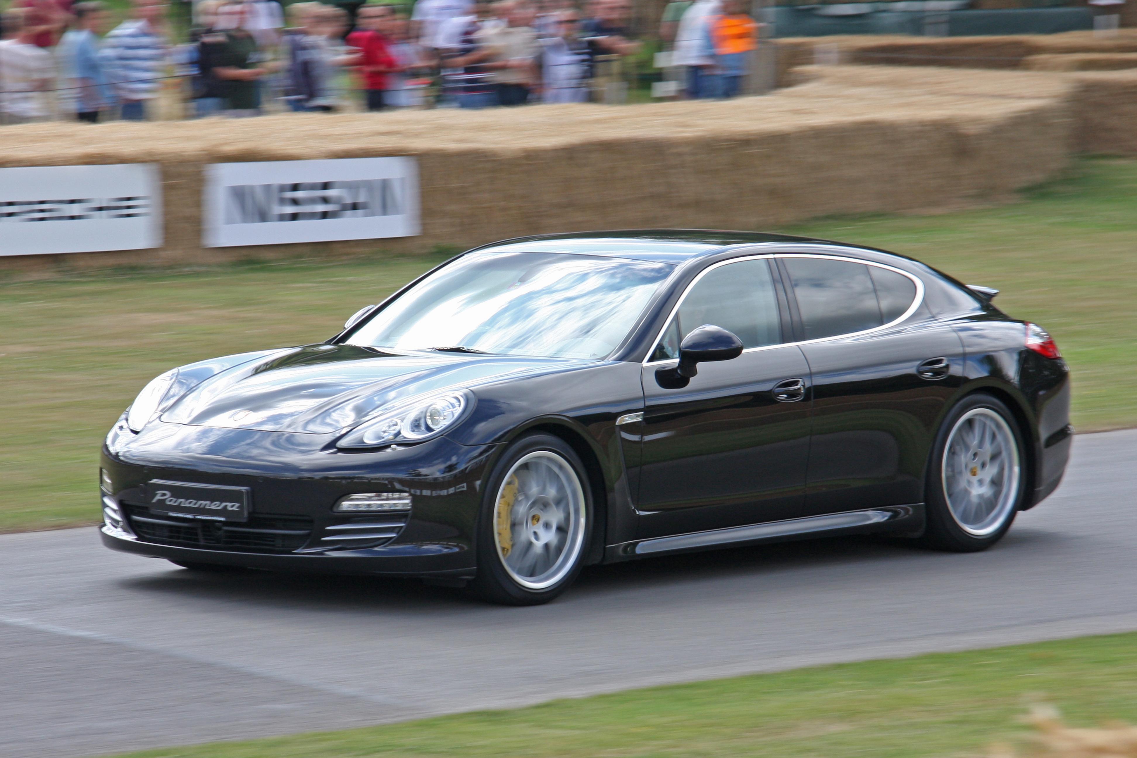2009 Porsche Panamera S