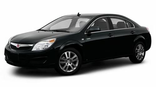 2009 Saturn Aura Hybrid
