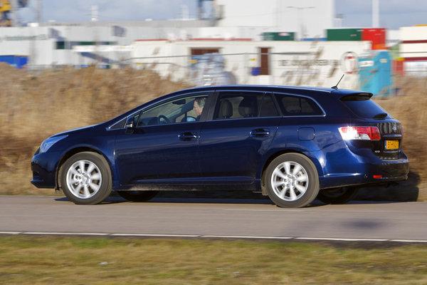 2009 Toyota Avensis Wagon