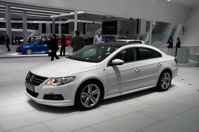 2009 Volkswagen CC