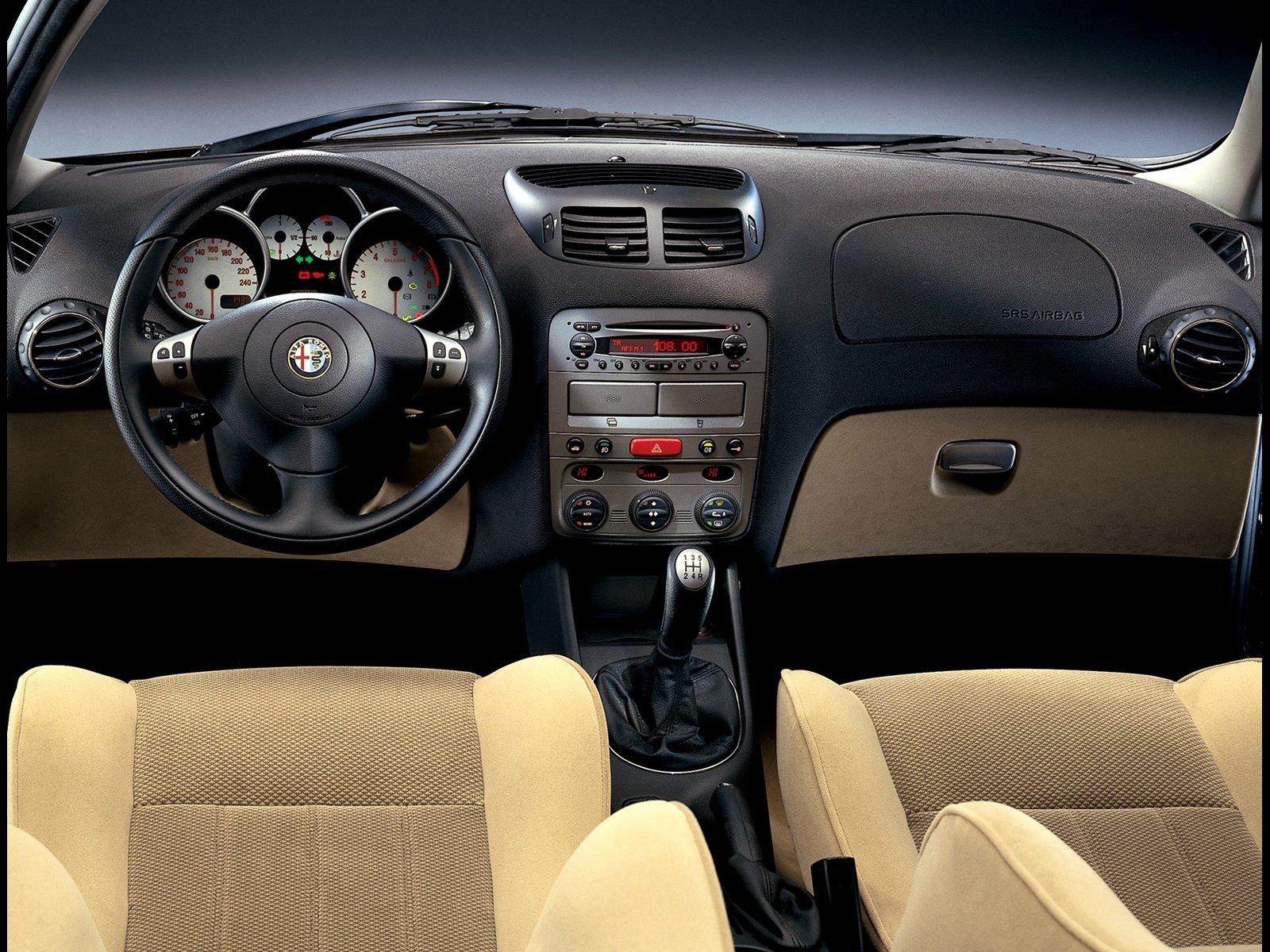 2010 Alfa Romeo 147