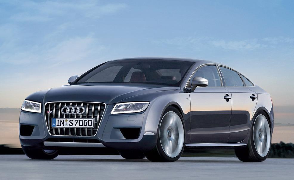 Audi A Partsopen - Audi car 7