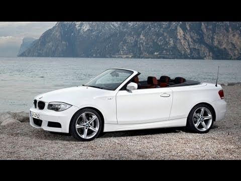 2010 BMW 1 Series Cabriolet
