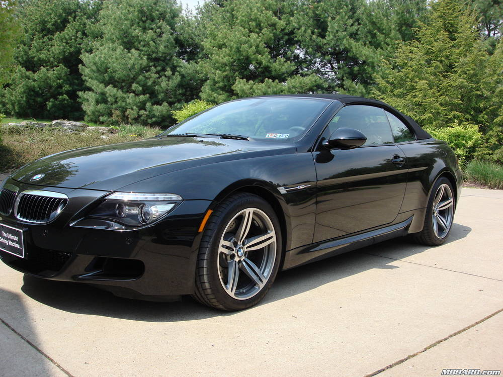 2010 bmw m6 cabrio partsopen. Black Bedroom Furniture Sets. Home Design Ideas
