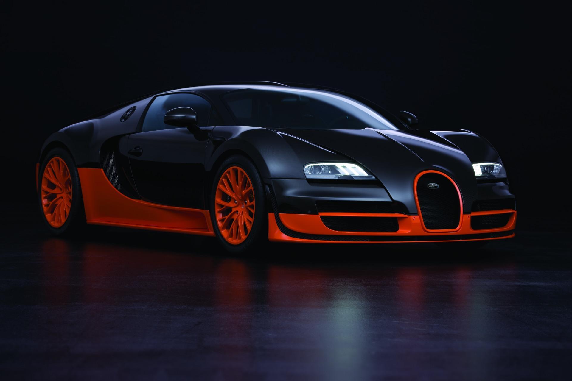 2010 Bugatti Super Sport
