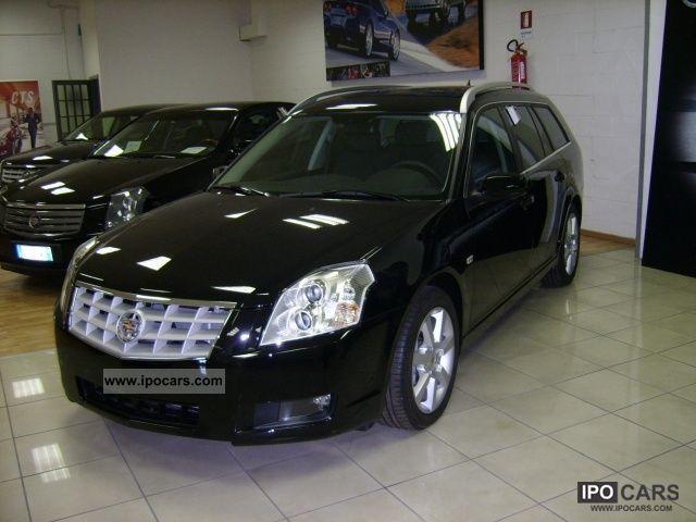 2010 Cadillac BLS