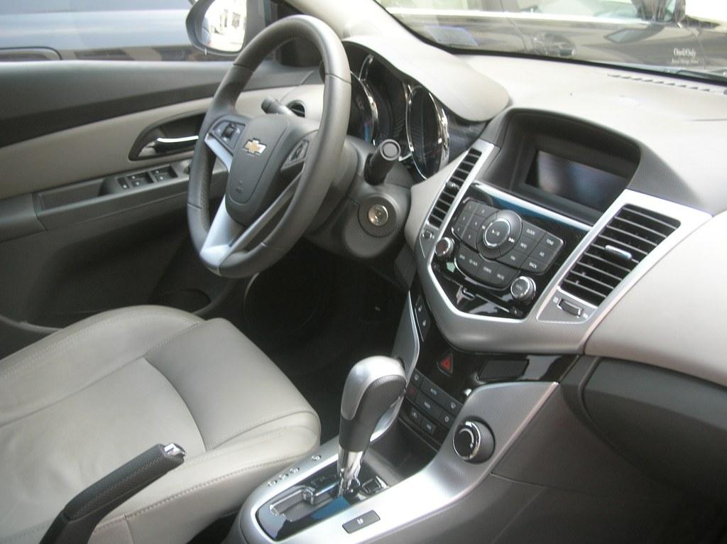 2010 Chevrolet Cruze Partsopen