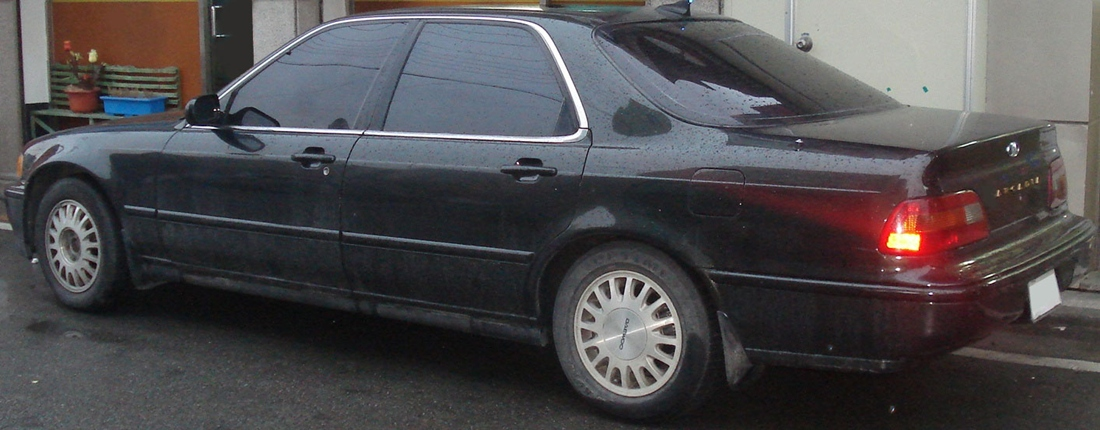 2010 Daewoo Arcadia