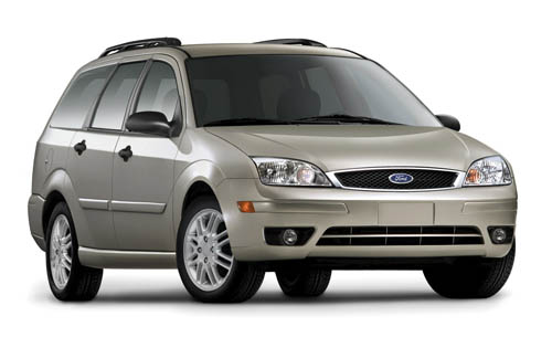 2010 Ford Focus Wagon