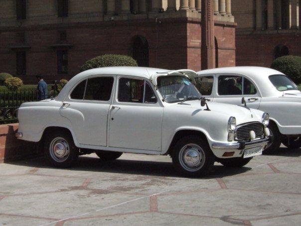 2010 Hindustan Ambassador