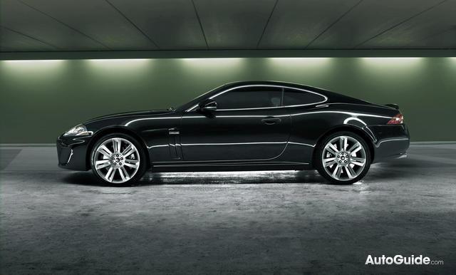 Jaguar XKR - Partsopen