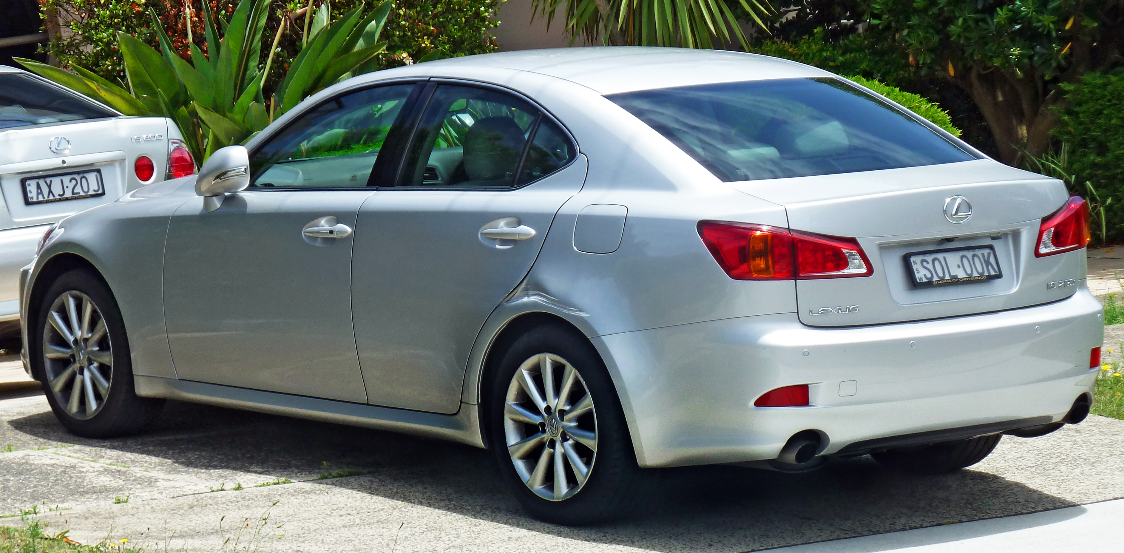 2010 Lexus IS