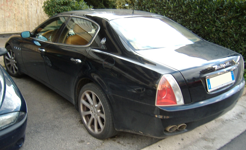 2010 Maserati Quattroporte V - Partsopen