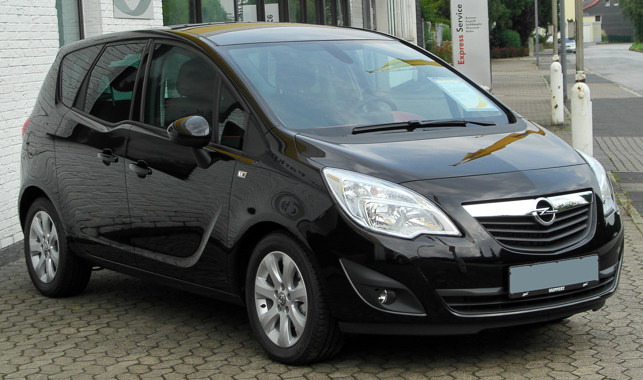 2010 opel meriva partsopen. Black Bedroom Furniture Sets. Home Design Ideas