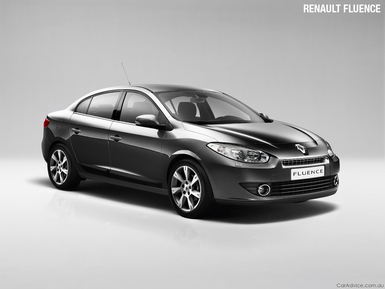 2010 Renault Fluence Partsopen