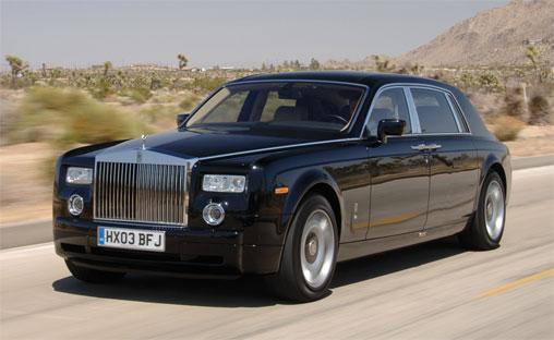 2010 Rolls-Royce Phantom - Partsopen