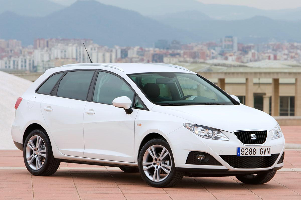 2010 Seat Ibiza ST