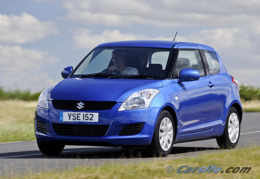 2010 Suzuki Swift 3 Doors