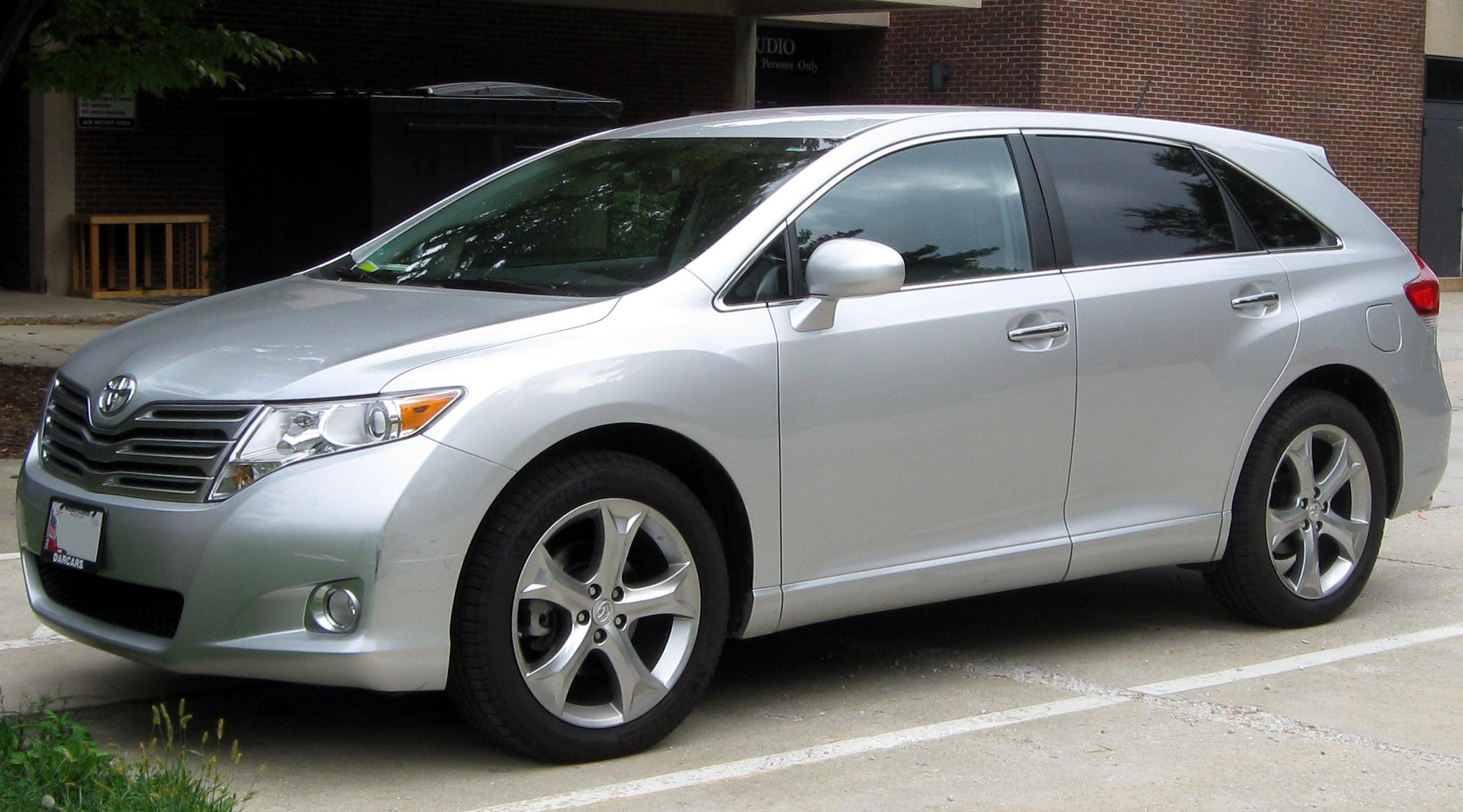 2010 Toyota Venza Partsopen