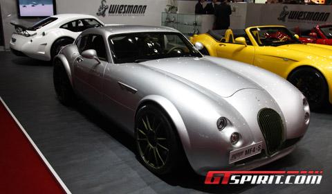 2010 WIESMANN GT MF4