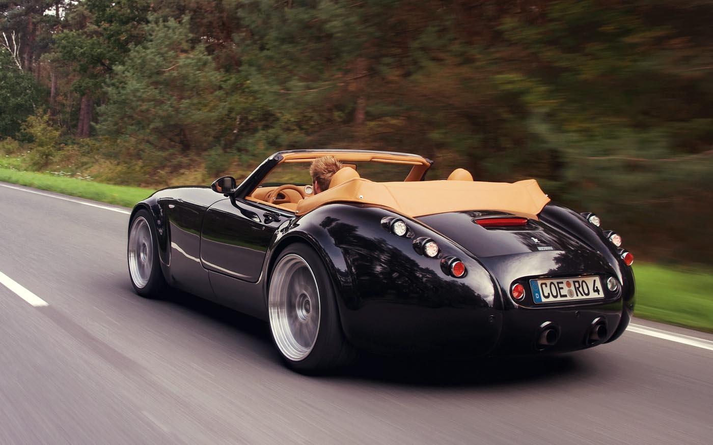 2010 WIESMANN MF4 Roadster