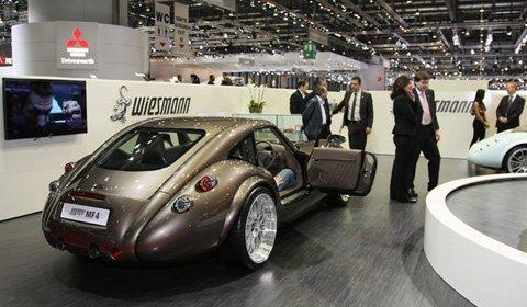 2010 WIESMANN MF4-S Roadster