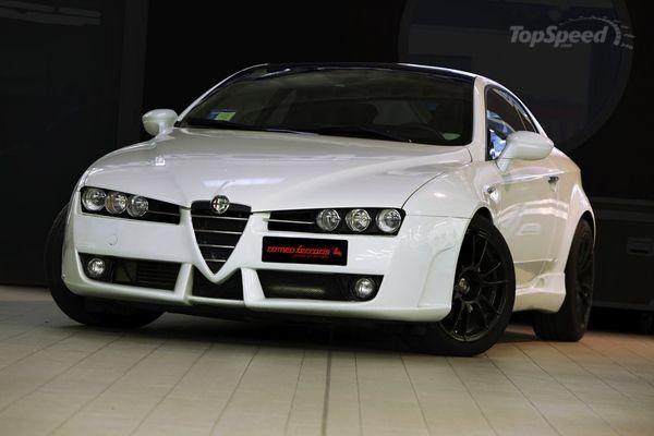 2011 Alfa Romeo Brera