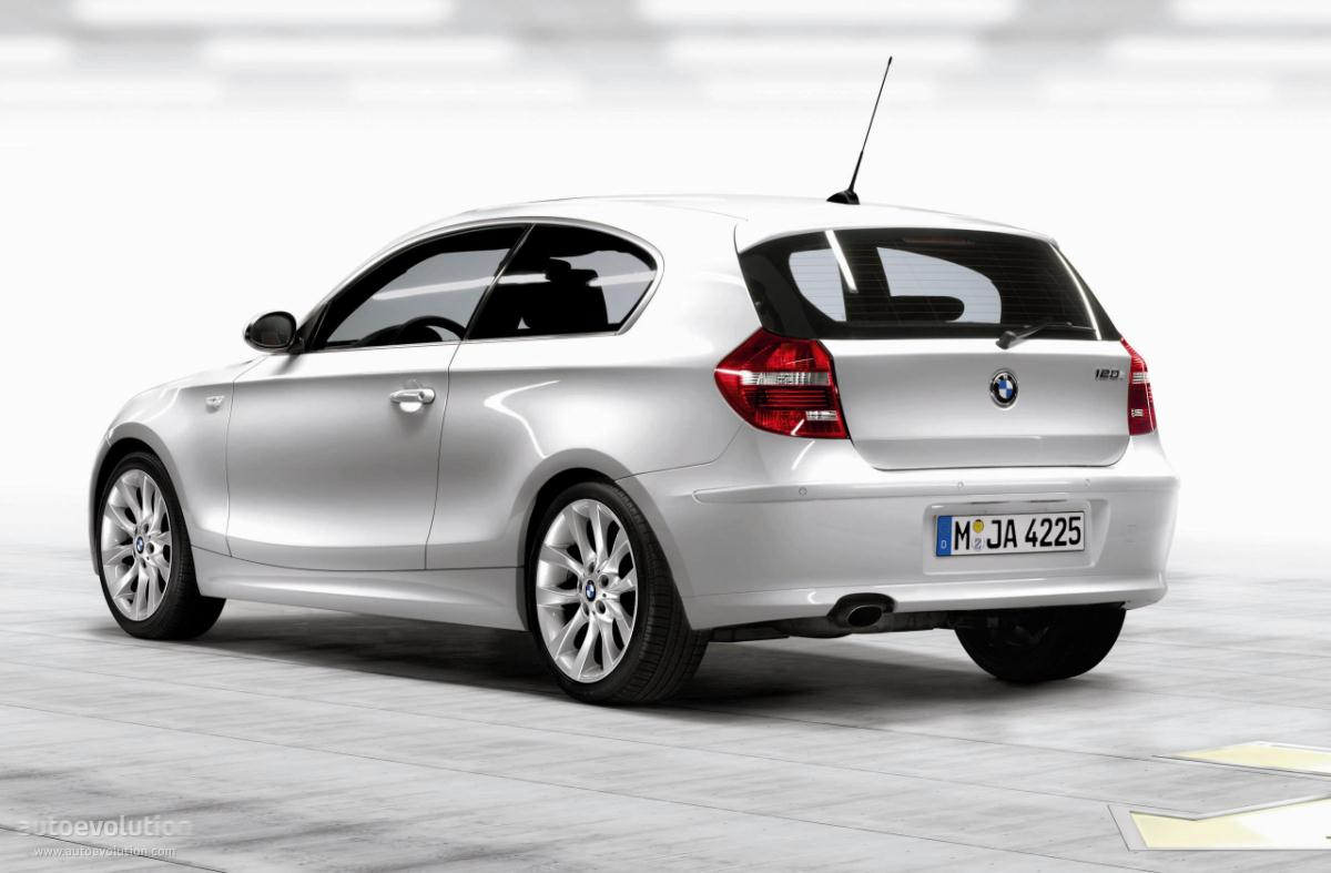2011 BMW 1 Series 3 doors