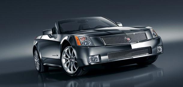 2011 Cadillac XLR V-Series