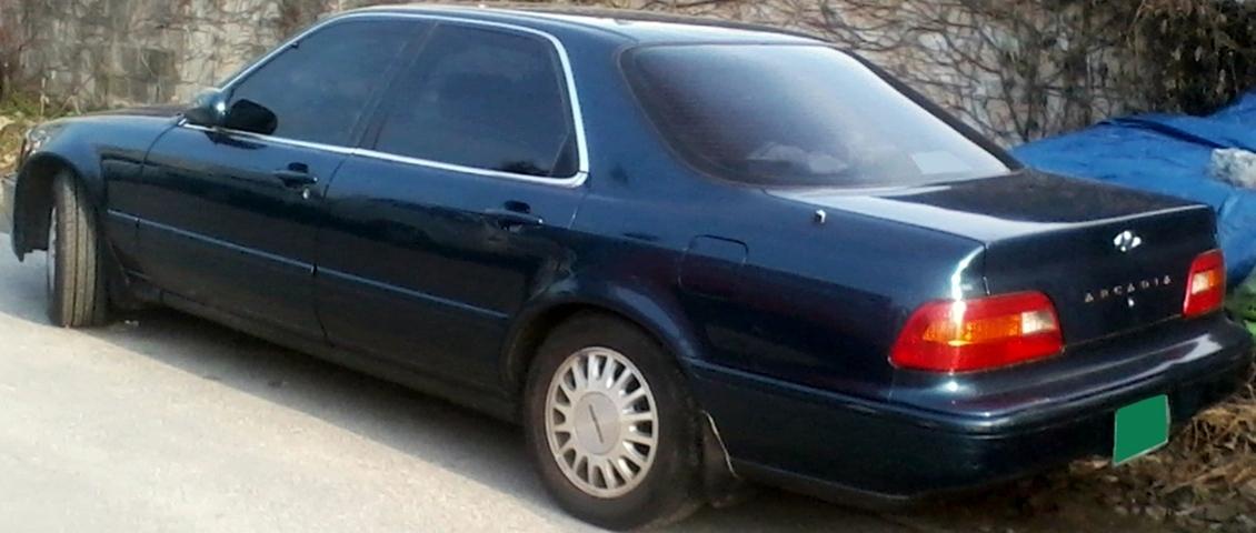 2011 Daewoo Arcadia