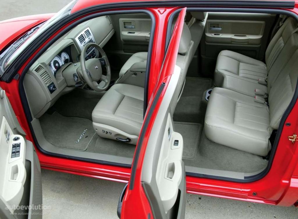 2011 Dodge Dakota Quad Cab
